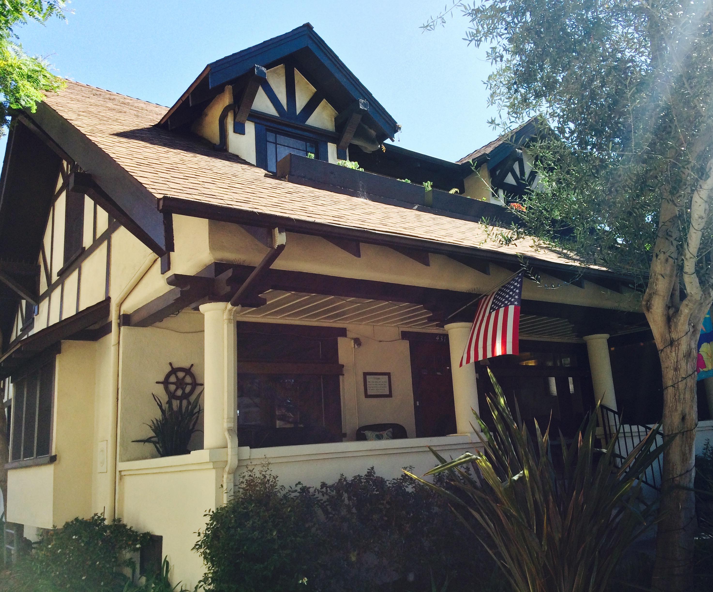Old yacht club inn santa barbara vacation rentals for Tiny house santa barbara